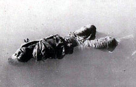Дунай и р.Сава были закрыты, вода была отравлена трупами, громадное количество которых плыло из Хорватии и оккупированной венграми Воеводины