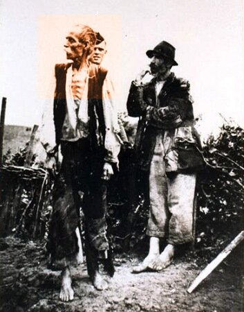 Обращению подлежали лишь малограмотные ибедные крестьяне, считалось, что они могут стать истинными хорватами