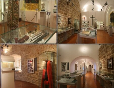 Музей в Ясеновцах, наверное очень мешал этому - постоянная экспозиция