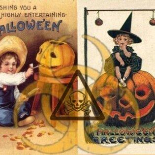 Хеллоуин (праздник мертвецов) безобидный или опасный?