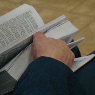 Об учении баптистов