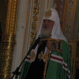 Святейший Патриарх Московский и всея Руси Кирилл посетил Свято-Успенский кафедральный собор города Одессы