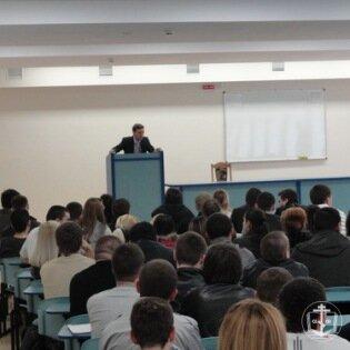 Заседание православного дискуссионного клуба