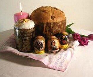 Поздравление с Христовым Воскресением !