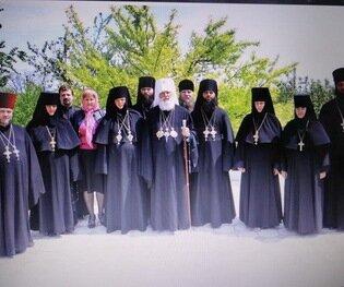 Cостоялся Крестный ход с чудотворной иконой Божией Матери «Касперовская» в Спасо-Преображенский монастырь