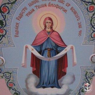 Состоялся Крестный ход с Касперовской иконой Божией Матери