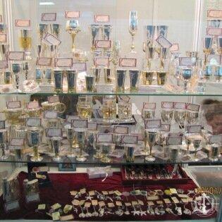 10 января состоялось открытие международной православной выставки-ярмарки «СВЕТ РОЖДЕСТВА»