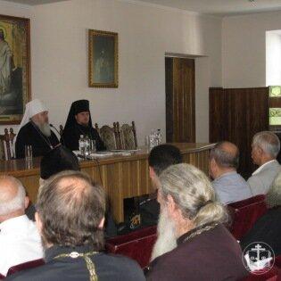 В  Киеве состоялась встреча, посвящённая  взаимодействию Православной Церкви с казачеством