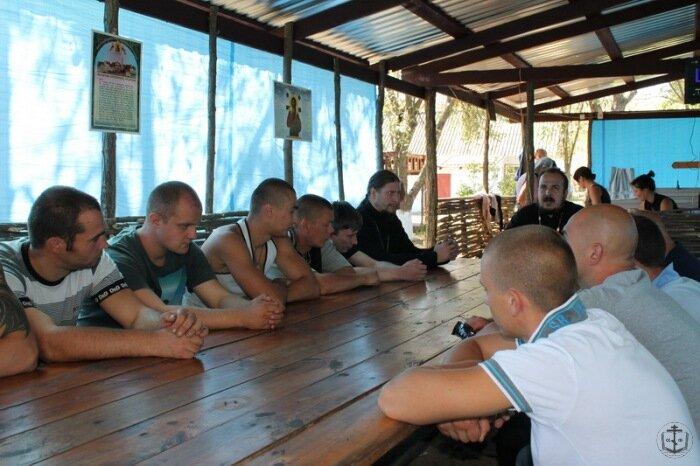Посещение центра реабилитации и социальной адаптации наркозависимых С