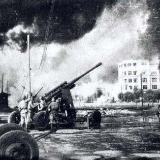 Чудесные явления во время Второй мировой войны