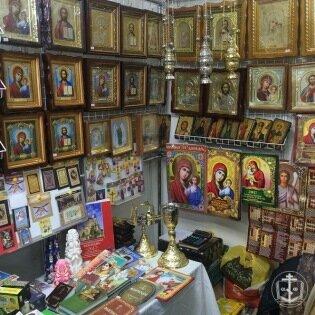 Состоялось открытие Международной православной выставки ...