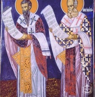 Григорий  Богослов - великий проповедник истины, служит ...