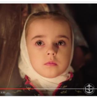 В храме Святой мученицы Татианы снят короткометражный ф ...