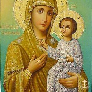 День памяти иконы Божией Матери «Избавительница»