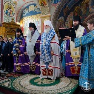 В храмах прошли заупокойные богослужения по погибшим 2 мая