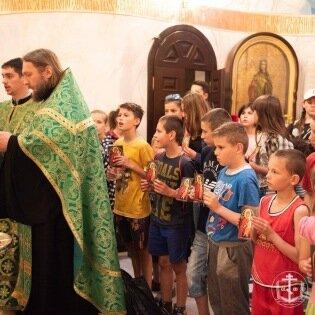 Миссионерский отдел Одесской Епархии организовал концер ...